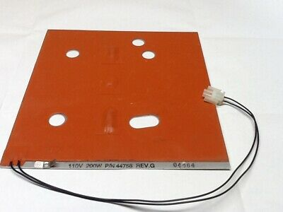 Air Tech At2000 Dental Xray Processor Heater Pad Pn 44758