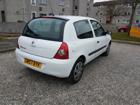 NEW SHAPE RENAULT CLIO PETROL SERVICE BOOK EXCELLENT CONDITION LONG MOT