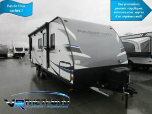 2020 Keystone RV PASSPORT 216RD