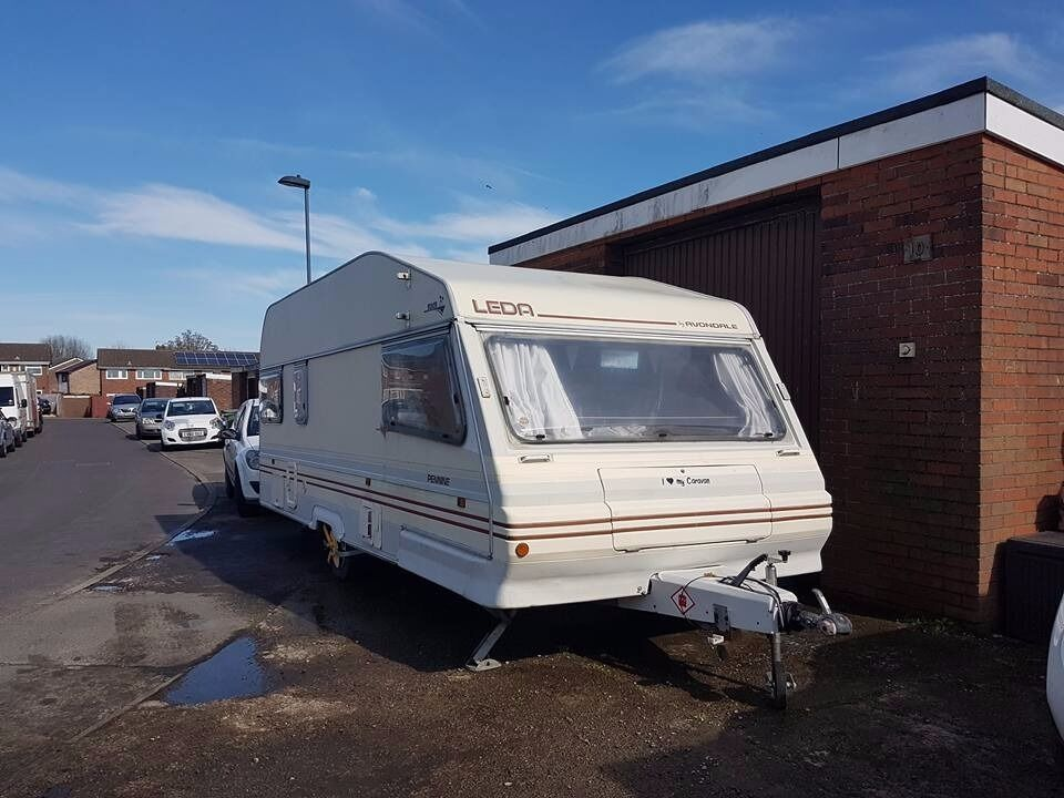 Model  Pageant Champagne 4 Berth 1999 Touring Caravan For Sale In Bristol