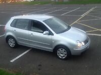 low millage polo 5 door in very good condation