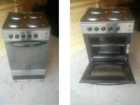 ELECTROLUX PREMIER SILVER ELECTRIC COOKER GOOD WORKING ORDER PLEASE RING ONLY