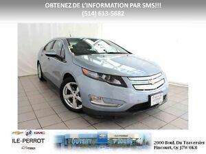 2014 Chevrolet Volt CUIR, BLUETOOTH, ELECTRIQUE