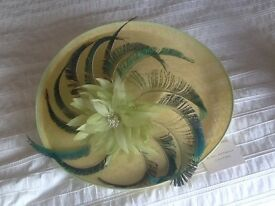Mother of the Bride. Nigel Rayment Fascinator/Hat