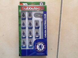 Subbuteo Chelsea Football Club Team - Paul Lamond