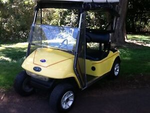 Gorgeous golf cart with lights/indicators Tamborine Mountain Ipswich South Preview