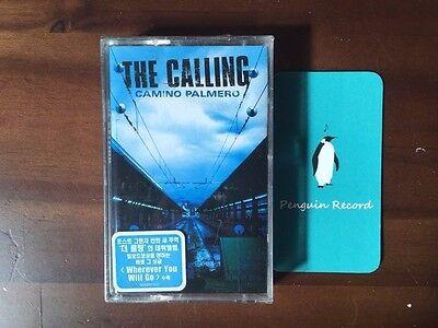 The Calling - Camino Palmero CASSETTE TAPE KOREA EDITION SEALED