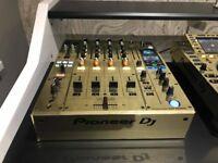 Pioneer DJM 900 NSX2 GOLD + Innofader