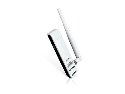 Tp Link Tl Wn722n  Ver 2 1  150Mbps High Gain Wireless Usb Wifi Adapter  Wps