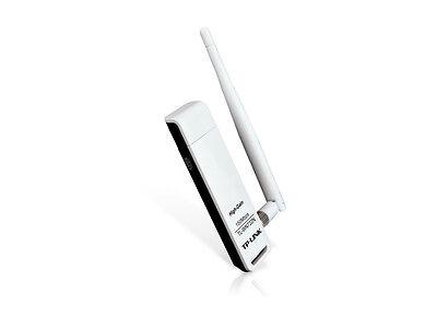 TP-Link TL-WN722N (ver 2.1) 150Mbps High Gain Wireless USB WiFi Adapter, WPS
