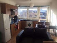 Fantastic 3 double bedroom flatwith private balcony 5 min walk to Victoria Park