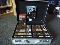 James Bond - Ultimate Editions Collection Attache Briefcase - 21 DVDs plus booklet