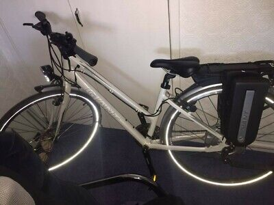 ladies electric bike used