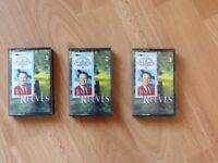 Country classics Jim reeves cassettes