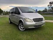 2004 Mercedes-Benz Vito Auto Turbo Diesel Slacks Creek Logan Area Preview