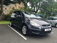 2008 (08) Ford Smax Titanium 1.8 tdci / 86k FSH/ timing belt w/pump just changed / 12 months mot