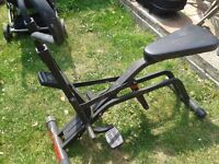 exersize machine good condition only £15.00