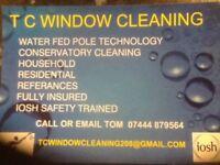 Bespoke window cleaning service