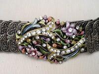 Beautiful Diamante Designer Belt