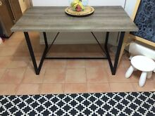 Industrial look Dining table / coffee table / ladder shelf Bentley Canning Area Preview