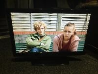 22''tv lcd lg (1xhdmi and built freeview)