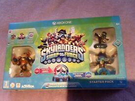 Xbox one sky landers starters pack
