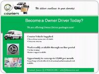 Become a Owner Driver today