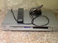 Sony DVD player. Free for collection