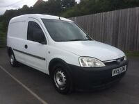 2003 53 Vauxhall Combo 1.7 Di *12 Months MOT* Serviced 130k *Sliding Door* not connect transit