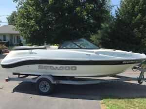 Sea Doo 20 foot Bow Rider