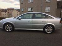 57 plate Vauxhall vectra facelift model 1.9 sri cdti