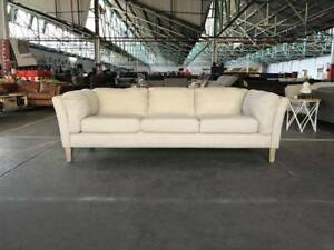 """""""BALDWIN"""" THREE SEATER - ANTIQUE WHITE - BRAND NEW Epping Whittlesea Area Preview"""