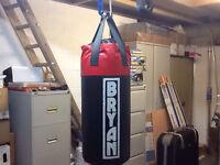 Bryan 4ft hanging punch bag