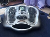 Electro Flex circulation massager