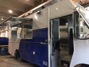 Custom Built Food Truck