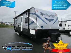 2019 Keystone RV SUMMERLAND 2570RL