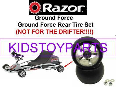 2 x Razor Ground Force replacement belt 339 3M 18 Go Kart