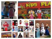 PARTY COSTUME HIRE- FOR KIDS PARTIES, CHRISTENINGS AND WEDDINGS