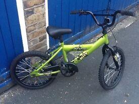 18 inch wheel Boys bike