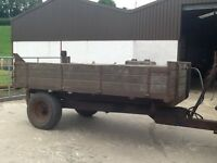 Armour Tipping Trailer