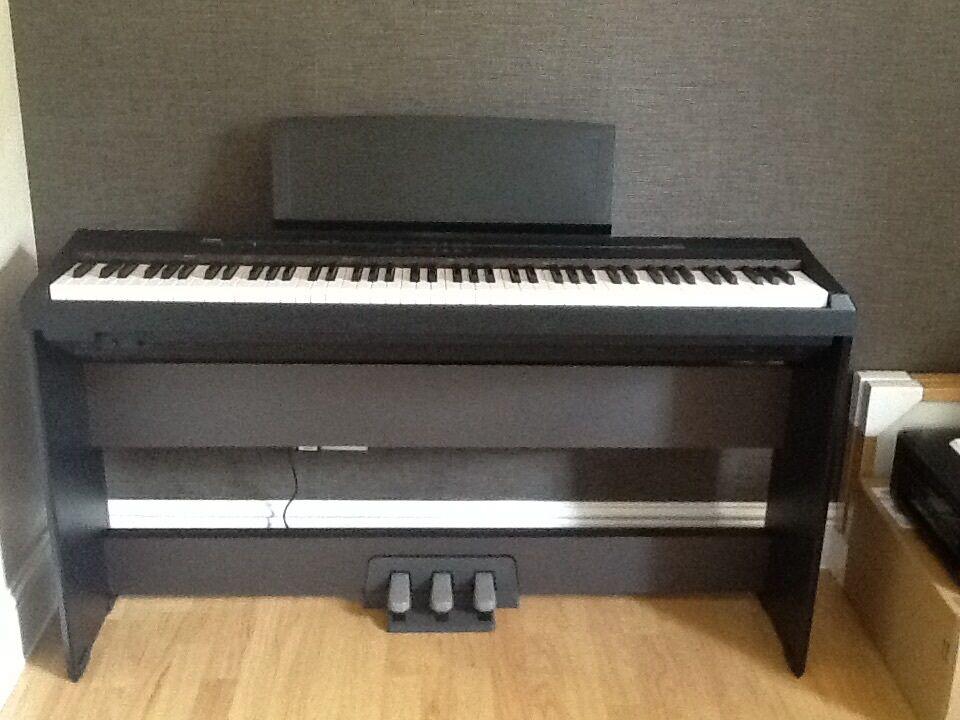 yamaha digital piano p 105 in glenrothes fife gumtree. Black Bedroom Furniture Sets. Home Design Ideas