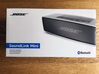 Bose SoundLink Mini Bluetooth Speaker and Accessories