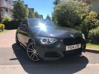 Bmw M135i 2014 Black 5 Door Auto Loads Of Extra