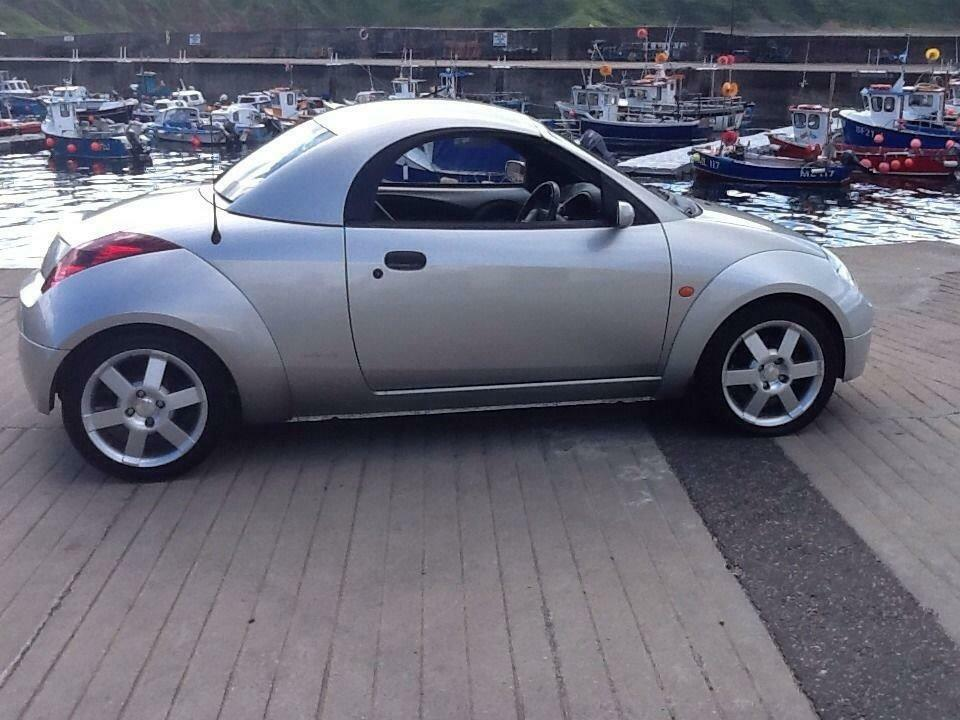 Ford Streetka Hardtop Roof Spare Parts Ford Parts
