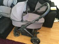 Oyster 2 Special Edition City Grey Travel System