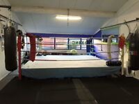 15 ft Boxing ring for sale