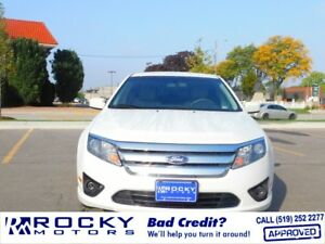 2011 Ford Fusion - BAD CREDIT APPROVALS