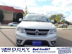 2014 Dodge Journey R/T - BAD CREDIT APPROVALS