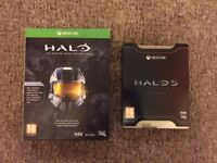 halo xbox one the master chief collection and halo 5 limited edition games