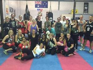 Group classes: Boxing for fitness/ competitions, Yoga, Kickboxing Morley Bayswater Area Preview